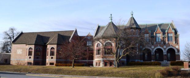 Auburn Public Library (2016)