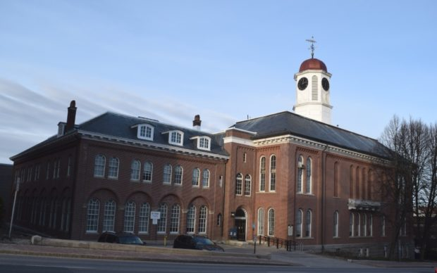 Androscoggin County Courthouse and Jail (2016)