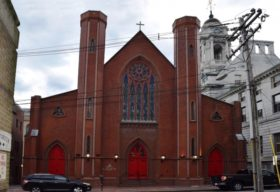 Chestnut Street Methodist Church (2016)
