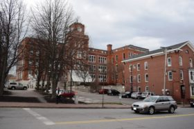 North School building (2016)