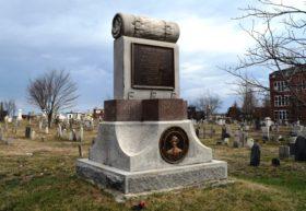 Alonzo P. Stinson Memorial (2015)