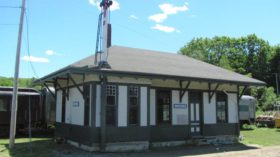 Maine Central Railroad Station (2016)