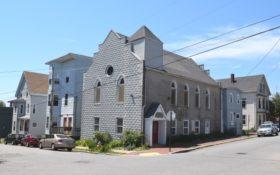 Green Memorial A.M.E. Zion Church (2016)