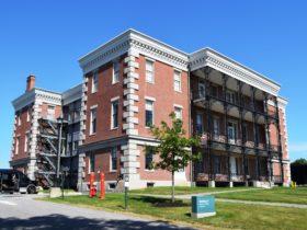 Marine Hospital Building (2016)