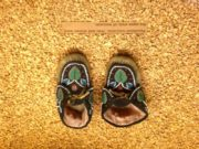 Penobscot Moccasins, worn by both men and women