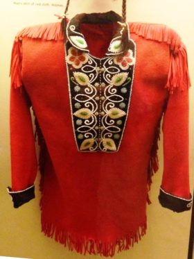 Micmac Man's Shirt