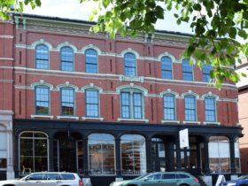 Rackleff Building on Middlec Street in Portland (2016)