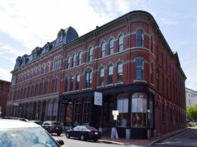 Woodman Building on Middle Street in Portland (2016)