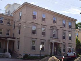 Elm Terrace/Old Children's Hospital, 68 High Street