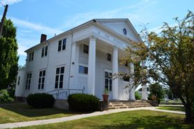 Stimson Memorial Hall (2016)