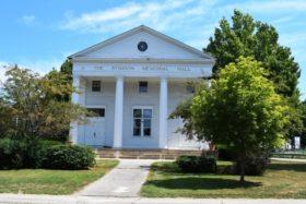 Stimson Hall (2016)
