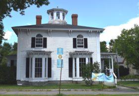 Capt. S.C. Blanchard House (2016)
