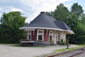 Grand Trunk Railroad Station (2016)