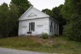 West Durham Methodist Church (2016)