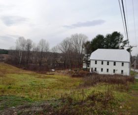 Grange Hall and Mercer Bog (2016)
