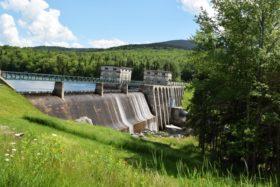Aziscohos Dam (2017)