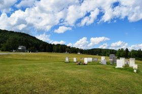 Wilsons Mills Cemetery (2017)