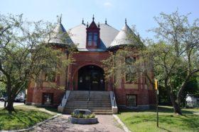 Walker Memorial Original Library (2017)