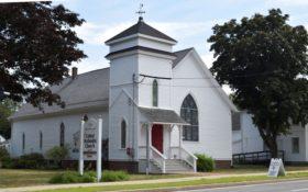 West Scarborough Church (2017)