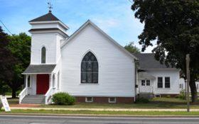 West Scarborough United Methodist Church (2017)