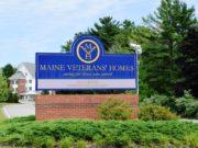 Sign: Maine Veteran's Homes (2017)