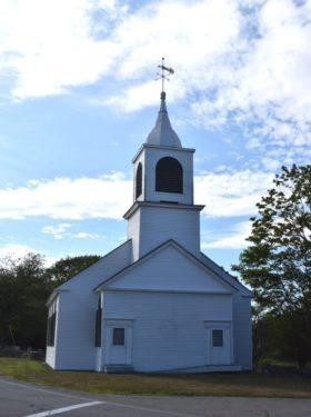 Spurwink Congregational Church (2017)