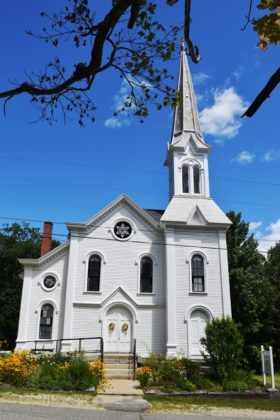South Bridgton Congregational Church (2017)