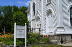 South Bridgton Congregational Church (2017)