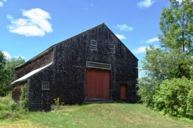 The Large Barn (2017)