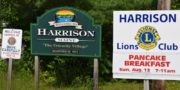 Harrison Welcome Signs (2017)
