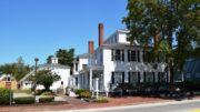 Belcher House, 1828-29 Federal (2017)