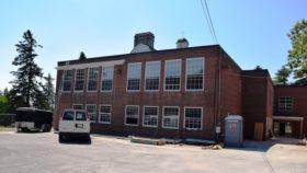 Former Falmouth High School (2017)