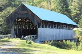 Bennett Covered Bridge (2017)