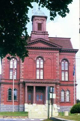Sagadahoc County Courthouse, Bath (2000)