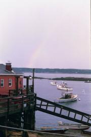 Harbor at Five Islands (2002)