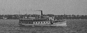 Steamer Sebascodegan, Orr's Island Line (Library of Congress)