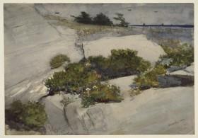 50.184_SL3 Homer Maine Cliffs 1883