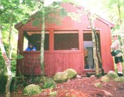 Bunkhouse at Russell Pond (1996)