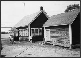 Amity Reed School Exterior (2001)
