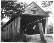 Lovejoy Covered Bridge (1970)
