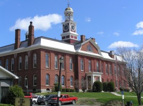 Aroostook County Courthouse, Houlton (2005)
