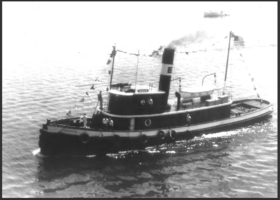 Tugboat Seguin (1969)