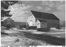 Benton Colcord Farmstead #3 (2005)