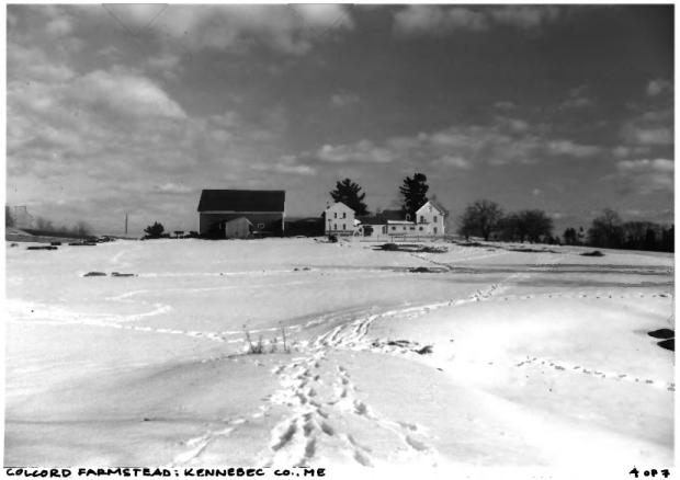 Benton Colcord Farmstead #4 (2005)