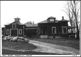 Hall House (2001)