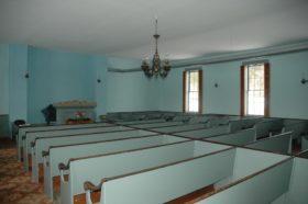 Bethel Lower Meeting House interior (MHPC)