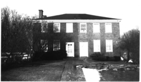 Auld-McCobb House front view (1985)
