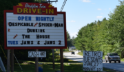 Bridgton Drive-in (2017)