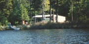 Camp at Spectacle Pond (1990)