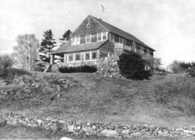 C. A. Brown Cottage (1973)